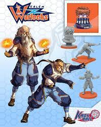 Kaos Ball: Salem Warlocks