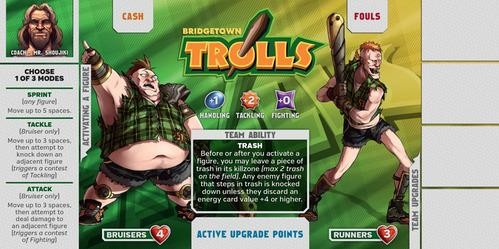 Kaos Ball: Bridgetown Trolls