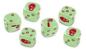 Zombicide: Dice - Glow