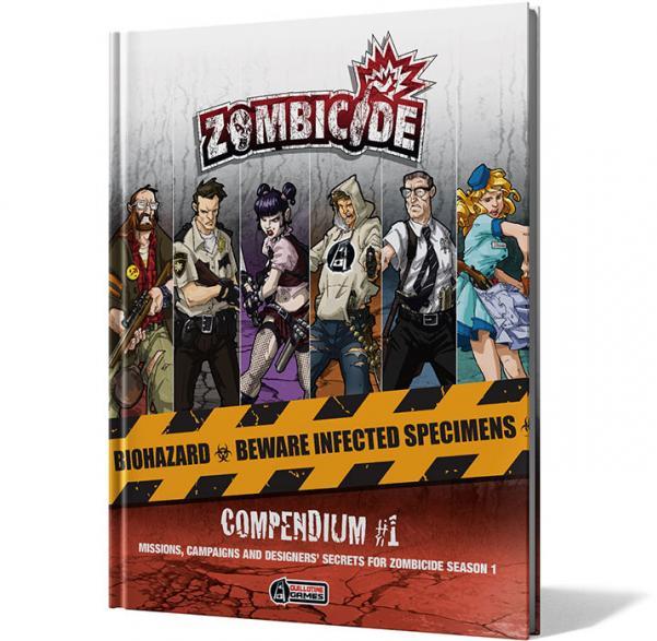 Zombicide: Compendium