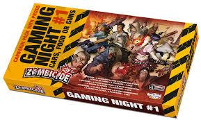Zombicide: Gaming Night Kit 1