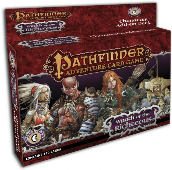 Pathfinder Adventure Card Game: Wrath of the Righteous Add-On Deck