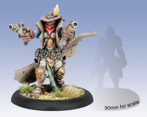 Hordes: (Trollbloods) Braylen Wanderheart, Trollkin Outlaw