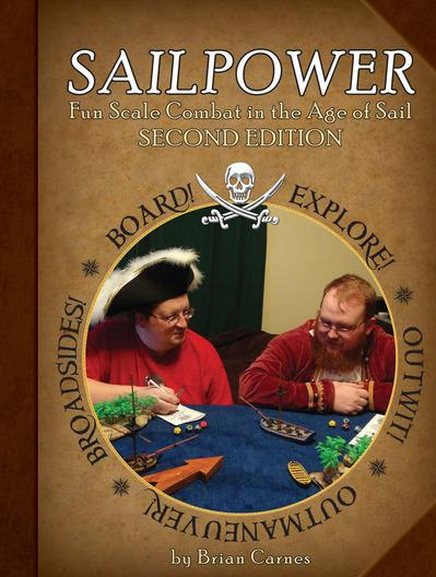 Sailpower:  2.0 Rulebook (Deluxe Edition)