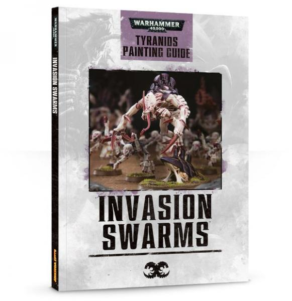 Painting Guide: Invasion Swarms (Tyranids)