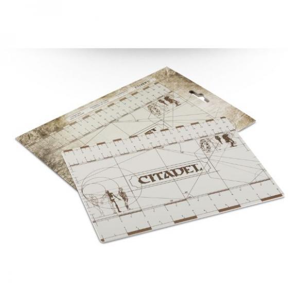 Supplies and Tools: Citadel Cutting Mat