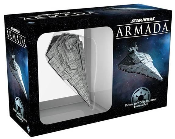 Star Wars Armada: Victory Class Destroyer