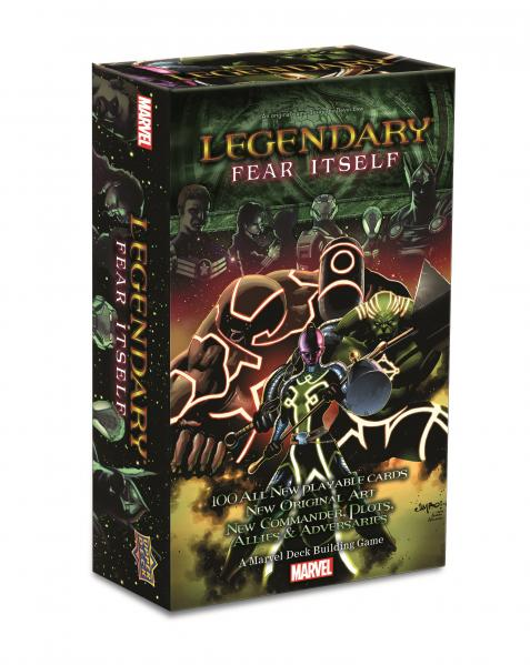 Legendary Villains: Fear Itself