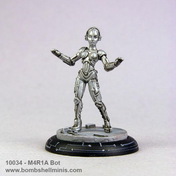 Bombshell Miniatures: M4R1A