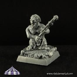 Extraordinary Fantasy Miniatures: Goblin Axe Cutter