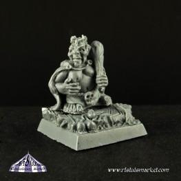 Extraordinary Fantasy Miniatures: Goblin Warrior no5