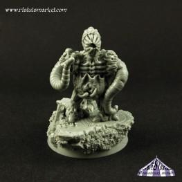 Extraordinary Sci-Fi  Miniatures: Forsaken Mutant no2