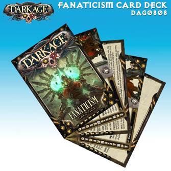 Dark Age: Fanaticism Deck