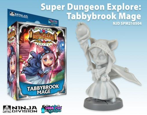 Super Dungeon Explore: Tabbybrook Mage