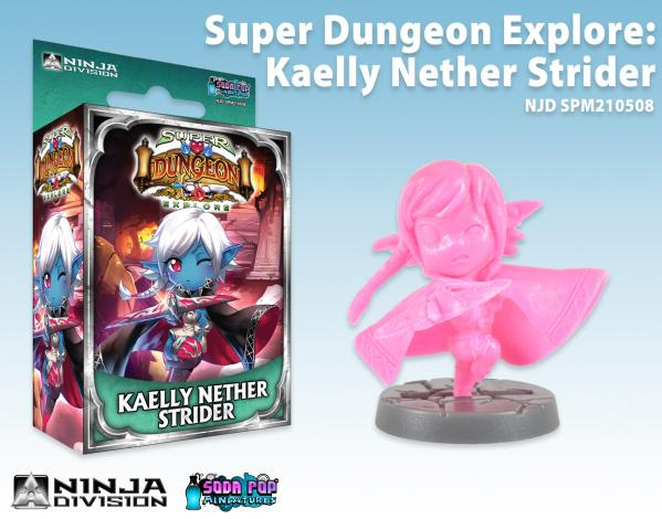 Super Dungeon Explore: Kaelly Nether Strider