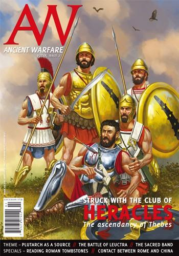 Ancient Warfare: Volume 9, Issue #2