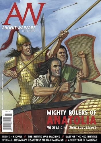 Ancient Warfare: Volume 9, Issue #3