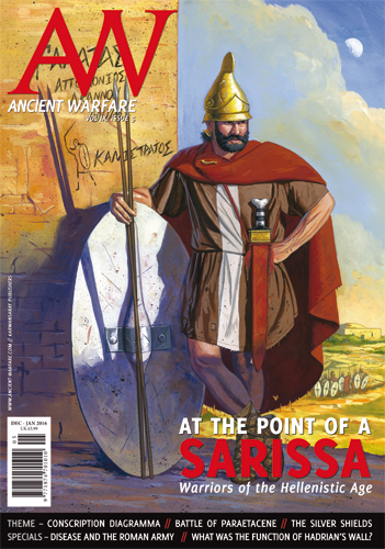 Ancient Warfare: Volume 9, Issue #5