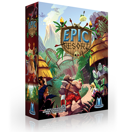 Epic Resort, 2nd Edition