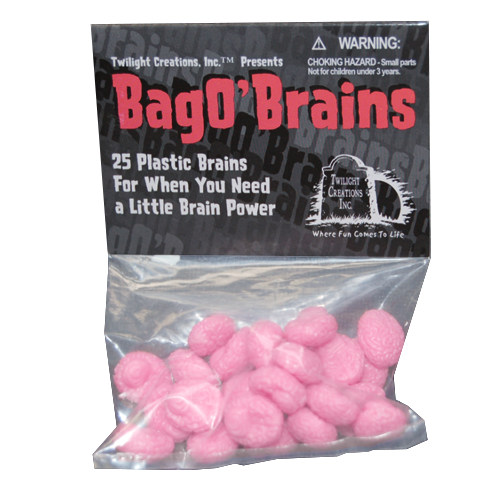 Zombies!!!: Bag O' Brains