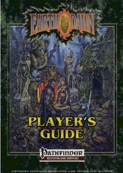 Earthdawn RPG: Player's Guide (Pathfinder)