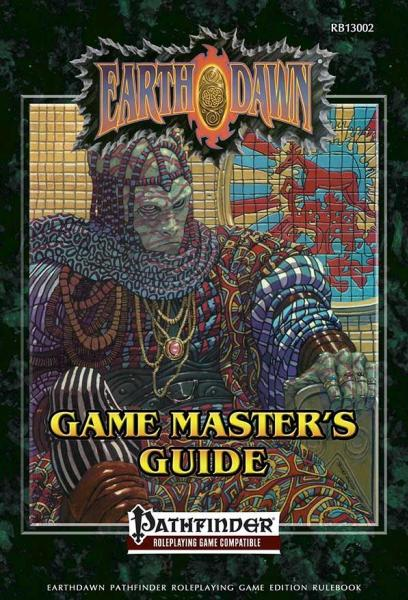 Earthdawn RPG: Game Master's Guide (Pathfinder)