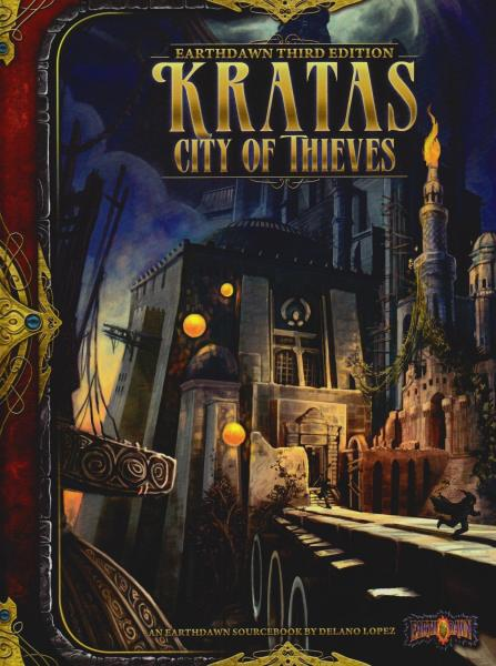 Earthdawn RPG 3rd Edition: City of Thieves
