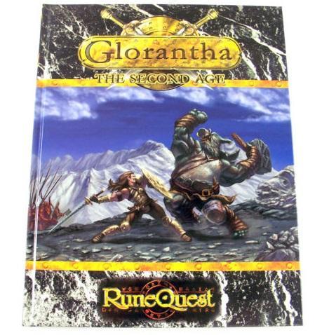 RuneQuest II RPG: Glorantha