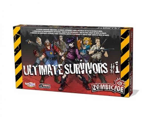 Zombicide: Zombivors -  Ultimate Survivors
