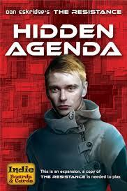 The Resistance: Hidden Agenda (Expansion)