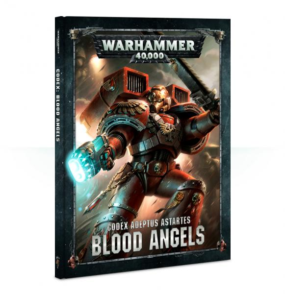 Warhammer 40K: BLOOD ANGELS CODEX (HC)