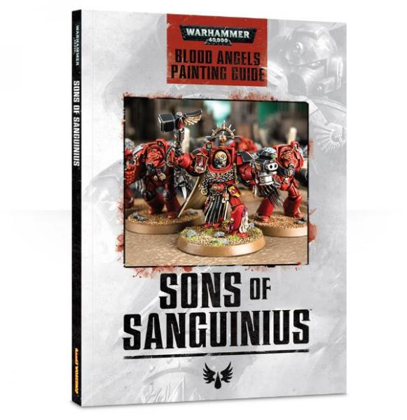 Painting Guide: Sons of Sanguinius (Blood Angels)
