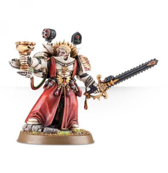 Warhammer 40K - Blood Angels: Sanguinary Priest