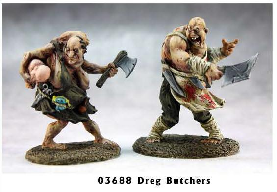 Dark Heaven Legends: Dreg Butchers