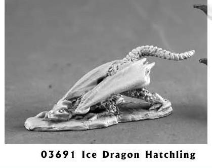 Dark Heaven Legends: Ice Dragon Hatchling