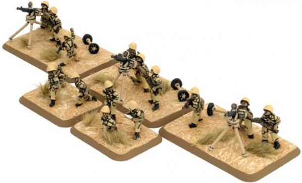 Flames of War: Kateybat Moshaa HQ