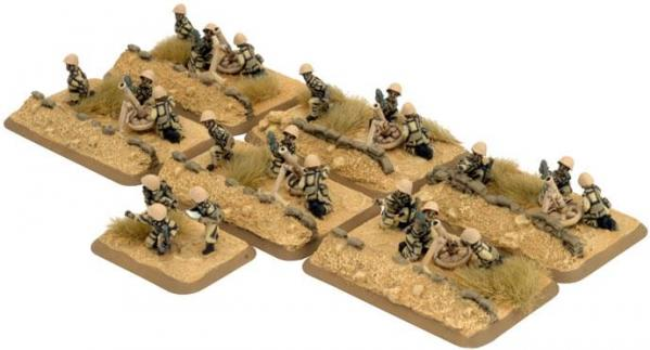 Flames of War: Moshaa Mortar Company