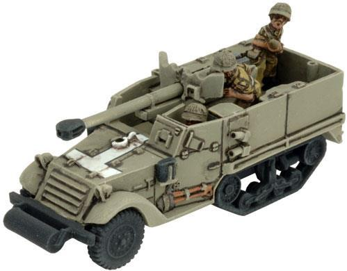 Flames of War: M3 90mm DEFA Half-Track
