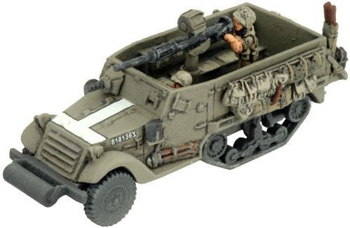 Flames of War: M3 A (Sayeret)