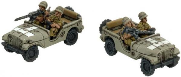 Flames of War: M38 Jeep