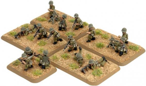 Flames of War: Ch'ir Weapons Platoon