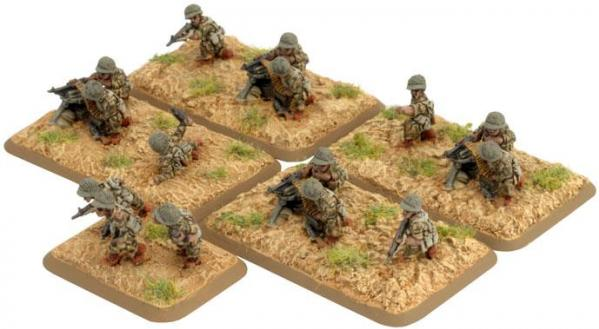 Flames of War: Tzanhanim Machine-gun Platoon