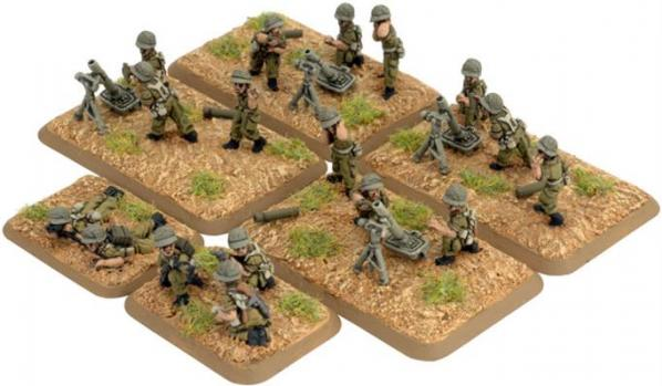 Flames of War: Ch'ir Mortar Platoon