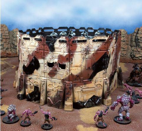 Battlezones: Sci-Fi Forward Strongpoint