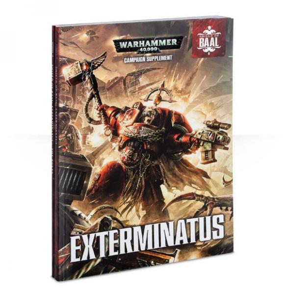 Warhammer 40K - Shield of Baal: Exterminatus (SC)
