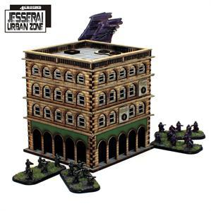 10mm Standard Terrain: District XXII Hab-Block 1