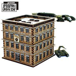 10mm Standard Terrain: District XXII Hab-Block 3
