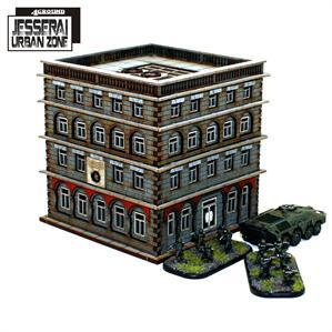10mm Standard Terrain: District XXII Hab-Block 5