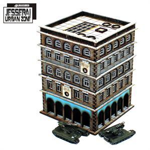10mm Standard Terrain: District XXII Hab-Block 6