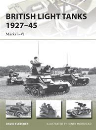 [New Vanguard #217] British Light Tanks 1927-45